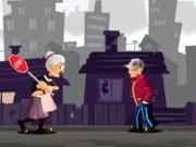 Play Angry Gran 2D