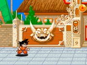 Play Dragon Ballz Goku jump