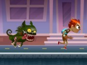 Play Escape the zombies