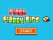 Play Flappy Bird Flash online