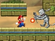 Play Mario Egypt Run