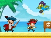 Play Pirate run away