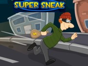 Play Super sneak robber