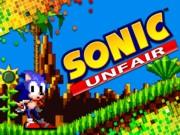 Play Unfair Sonic